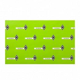 Geschenkpapier Fohlenelf grün - 70x400 cm