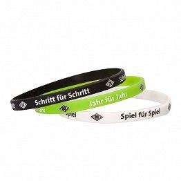 Silicon bracelet set