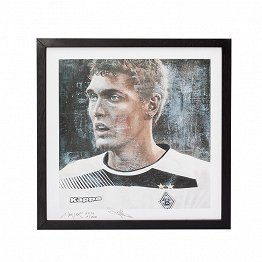 Player portrait - Andreas Christensen