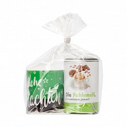 Geschenk-Set Tasse & Kakao