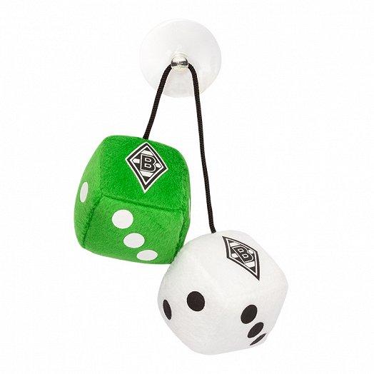 Plush dice