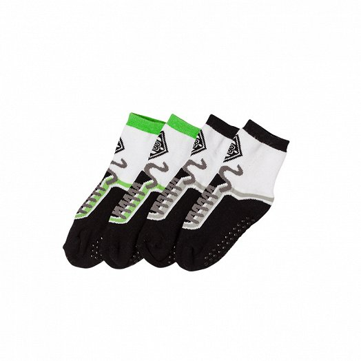 Kindersocken 2er-Set