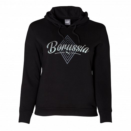 Women Hooded Sweat Stencil