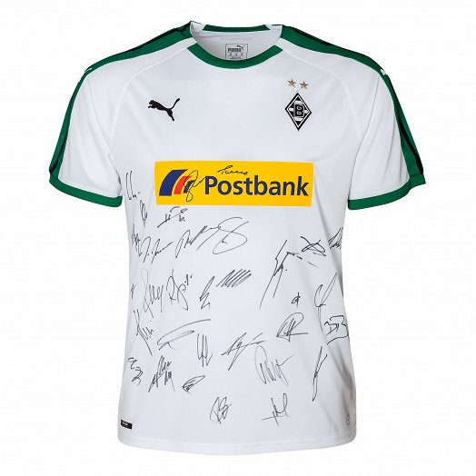 Signed Jersey 18/19