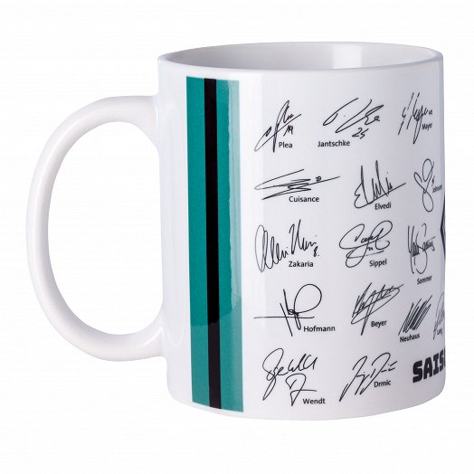 Signed Cup 18/19