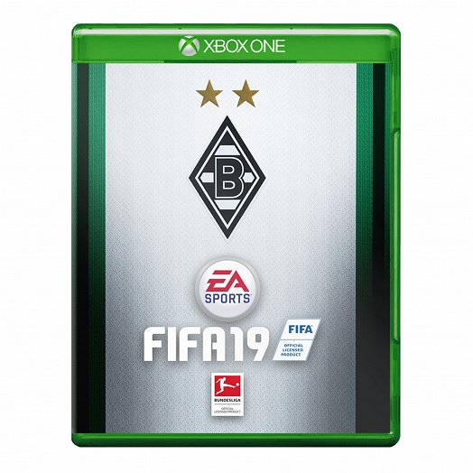 FIFA 19 XboxOne EA Sports