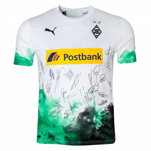 Signed Jersey 19/20