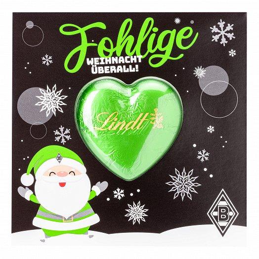 Lindt-Weihnachtsgrußkarte