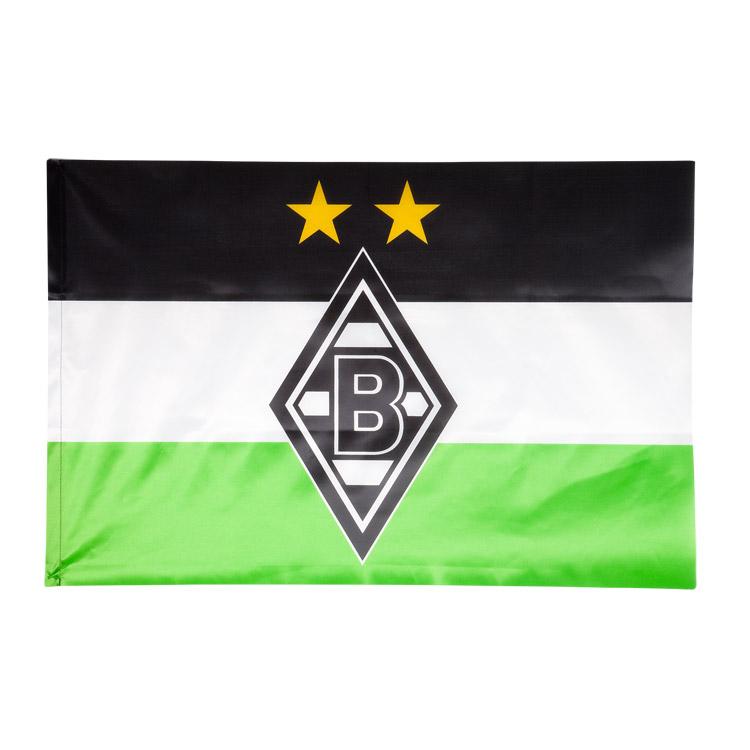 Borussia Mu00f6nchengladbach - Fohlenshop u0026gt; Stockfahne kaufen