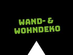 Wand- & Wohndeko