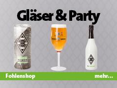 Gläser & Partyartikel