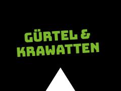 Gürtel & Krawatten