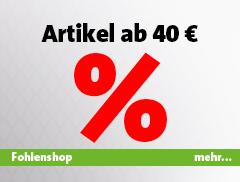 Artikel ab 40 EUR