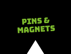 Pins & Magnets
