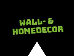 Wall- & Homedecor