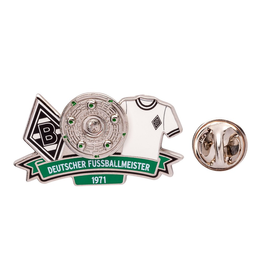 """Pin """"Deutscher Meister 1971"""""""
