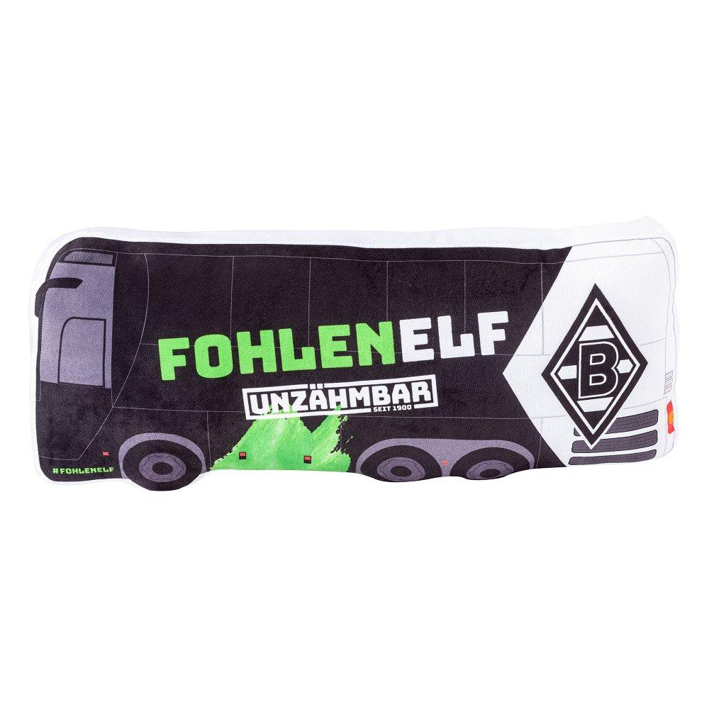 """Plüschkissen """"Mannschaftsbus"""""""