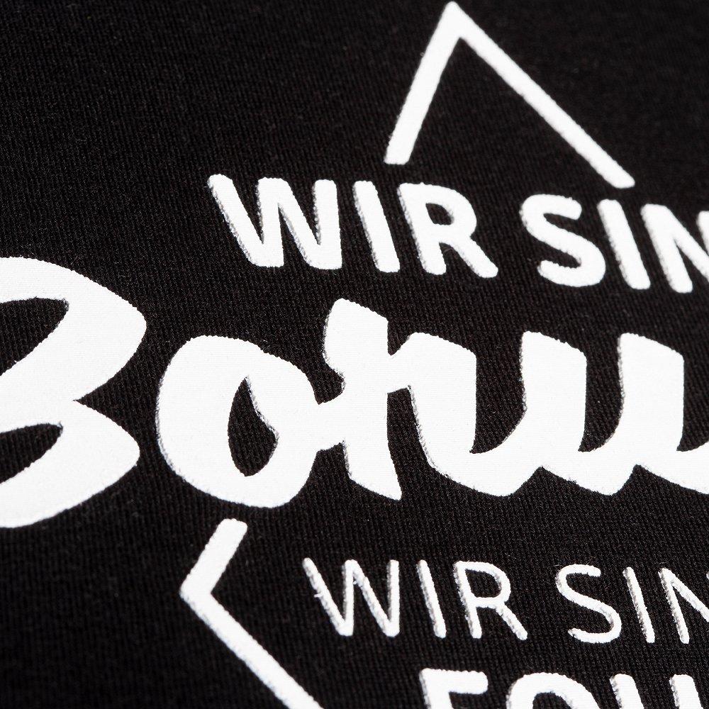 """Damen-Shirt """"Wir²"""""""