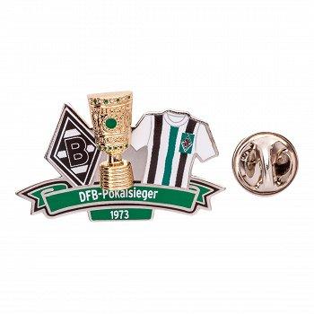 """Pin """"Pokalsieger 1973"""""""