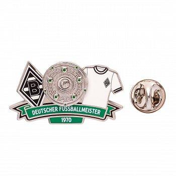 """Pin """"Deutscher Meister 1970"""""""