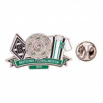 """Pin """"Deutscher Meister 1975"""""""