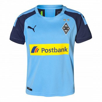 "Kinder-Trikot ""Away"" inkl. Flock"