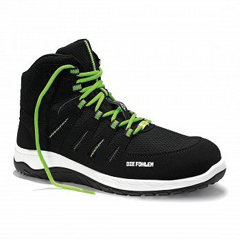 Safety Shoe Three Mid ESD S3