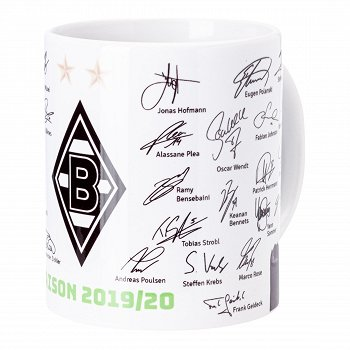 Signed Cup 19/20