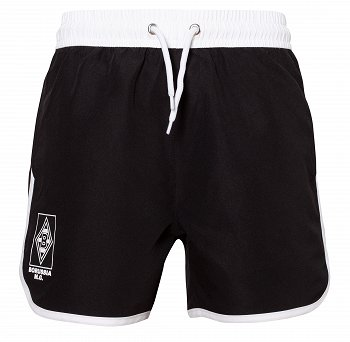 "Kinder-Badehose ""Black & White"""